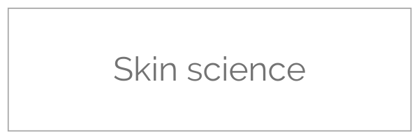 Pagina LOOkX Skin science