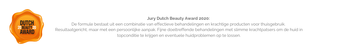 Quote Dutch Beauty Awards 2020