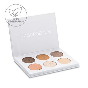 Eyeshadow palette Down to earth