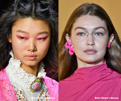 Beauty trends lente/zomer
