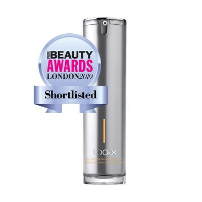 Nominatie Pure Beauty Awards London