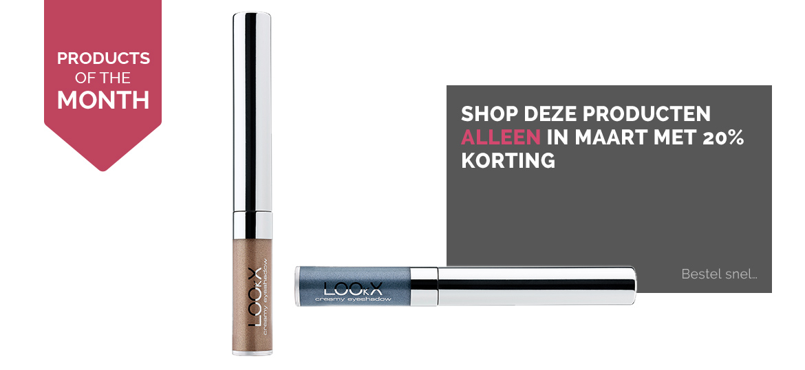 LOOkX Product of the Month Maart