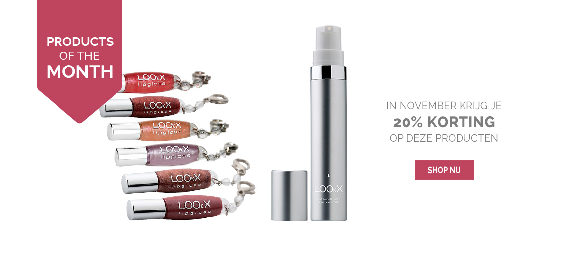 LOOkX Product of the Month november